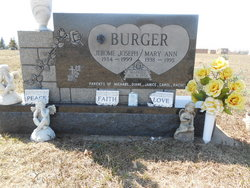 Mary Ann Burger