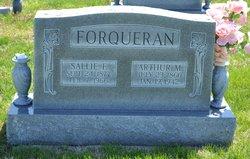 Sallie F. <I>Morris</I> Forqueran