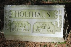 Rose M <I>Bockweg</I> Holthaus
