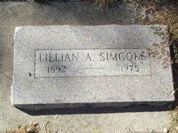 Lillian Agnes <I>Cook</I> Simcoke