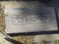 Morris Graham Simcoke, Sr