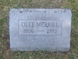 Olef Merrill