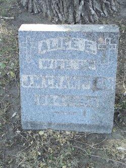Alice E. <I>Winters</I> Crampton