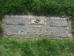 Virginia Coates <I>Puffer</I> Harder