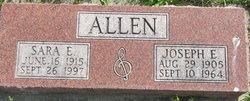 Joseph Ellis Allen
