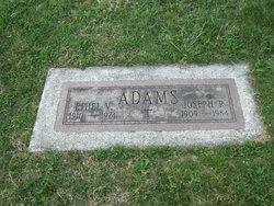 Ethel Virginia <I>Duck</I> Adams