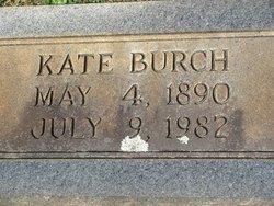 Kate Burch
