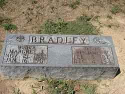 Margaret J Bradley