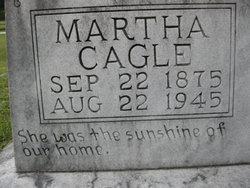 Martha Emeline <I>Townsend</I> Cagle