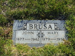 Mary <I>Peroni</I> Brusa