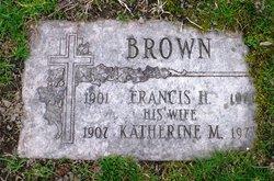 Francis H Brown