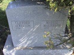 Clifford D. Ackerson