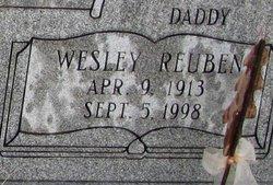 Wesley Reuben Baker