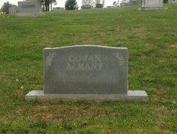 Janis <I>Cowan</I> Almany