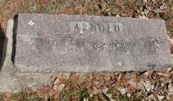 Bertha Ann Leticia <I>Cottrell</I> Arnold