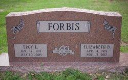 Troy Edward Forbis