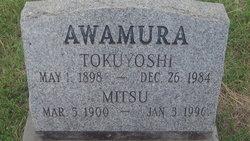 Mitsu <I>Sugiyama</I> Awamura