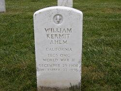 William Kermit Ahlm