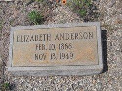 Elizabeth Margaret <I>Murray</I> Anderson