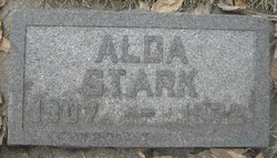Alda Bernice <I>Rye</I> Stark