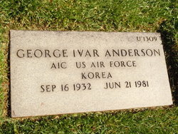 George I Anderson