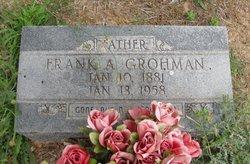 Frank August Grohman, Jr