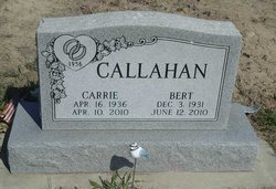 Bert Callahan