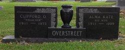 Alma Kate <I>Worthen</I> Overstreet