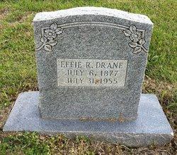 Effie <I>Robinson</I> Drane