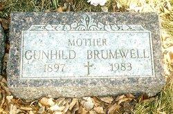 Gunhild <I>Larson</I> Brumwell
