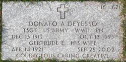 Donato A Deyesso