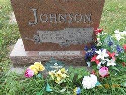 Florence Rozella <I>Hays</I> Johnson