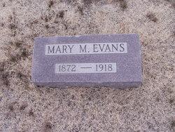Mary Matilda <I>McDougall</I> Evans