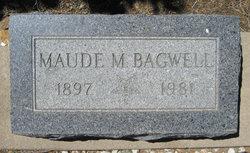 Maude <I>Mattocks</I> Bagwell