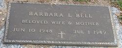 Barbara Ellen <I>Landes</I> Bell