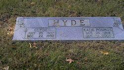 Katie Ellene <I>Pounds</I> Hyde