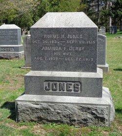Rufus H Jones
