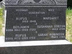 Susannah <I>Gorton</I> Barton