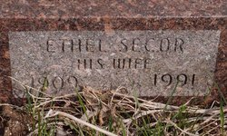 Ethel <I>Secor</I> VanBrocklin