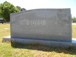 Lillian Augusta <I>Tubb</I> Boyd