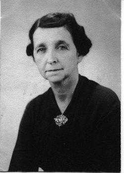 Mattie Ruth <I>Steadham</I> McCawley
