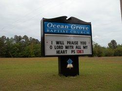 Ocean Grove Baptist Church Cemetery