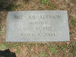 Bill Joe Addison