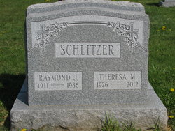 Theresa M <I>Keim</I> Schlitzer