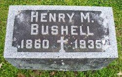 Henry W Bushell
