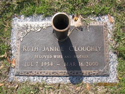 Ruth Janice Cloughly
