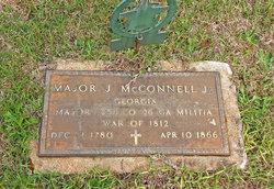 Maj John McConnell, Jr