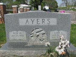 Roy Howard Ayers
