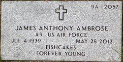 James Anthony Ambrose