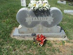Ruth Geneva <I>Fauber</I> Taylor